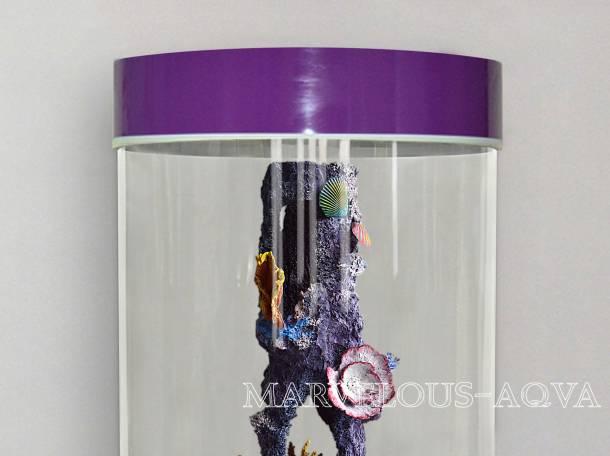 Изумительный аквариум для рыбок на 130л, фотография 6
