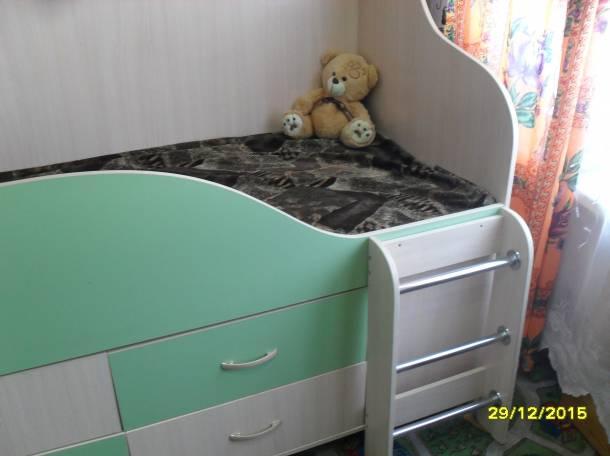 Детская кровать, фотография 2