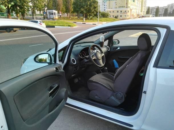 Opel Corsa, 2011, фотография 3