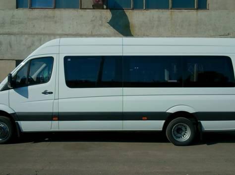Микроавтобус Мерседес Спринтер Турист, фотография 1