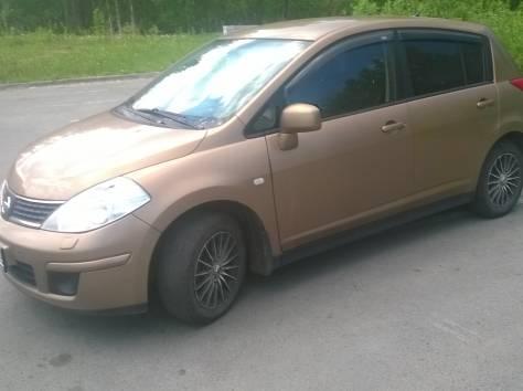 продам Nissan Tiida, фотография 1