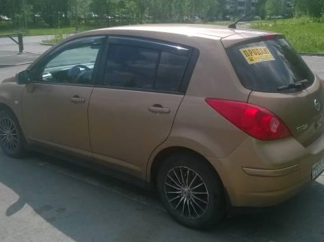 продам Nissan Tiida, фотография 3