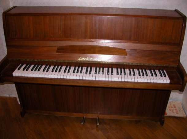 Настройка, ремонт пианино, фортепиано в Зуевке, фотография 1
