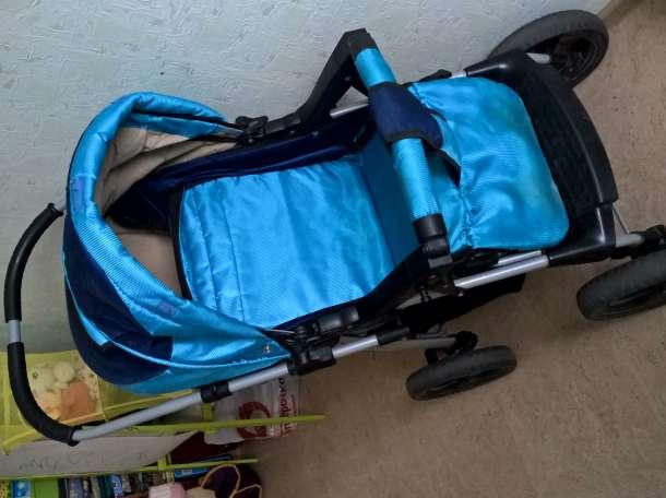 Продам детскую коляску 2 в 1 Teddy Bart Plast Viola , фотография 2