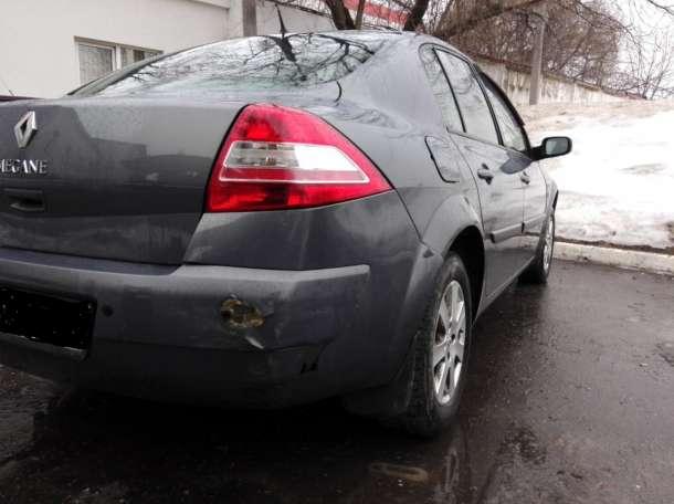 Продам Renault Megane II 2007 г., фотография 6