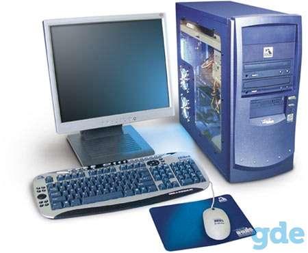 Ремонт настройка и обслуживание компьютеров в Ханты-Мансийске. Выезд на дом, фотография 1