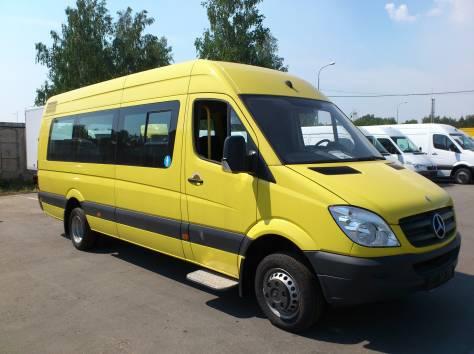 Mercedes Sprinter 515 Автобус (19 мест), фотография 1