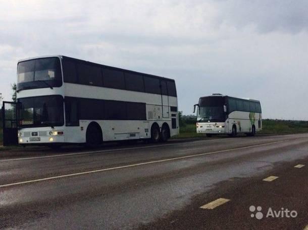 Аренда комфортабельных автобусов и микроавтобусов, фотография 1