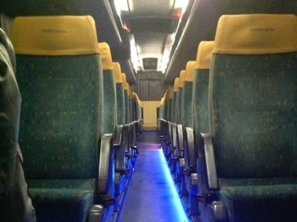 Аренда комфортабельных автобусов и микроавтобусов, фотография 4