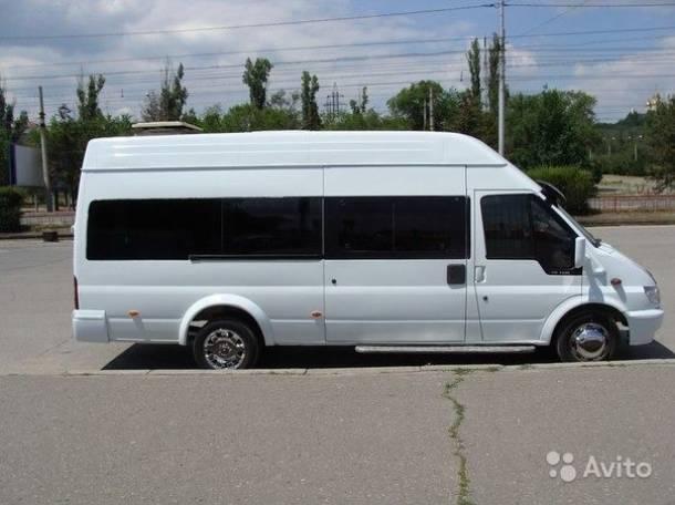 Аренда комфортабельных автобусов и микроавтобусов, фотография 5