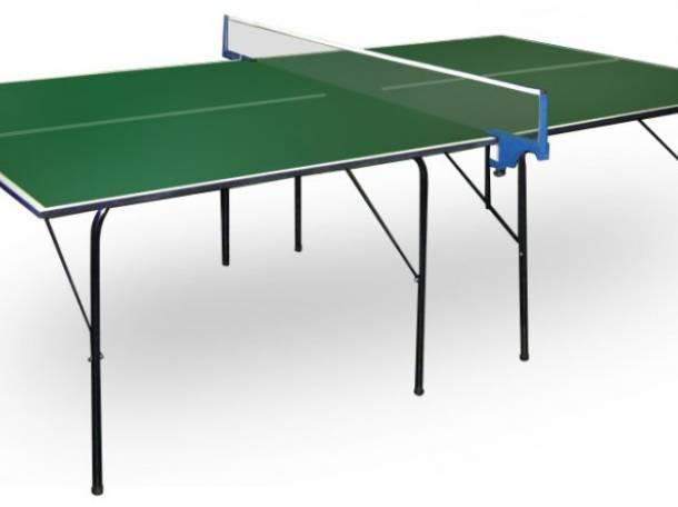 Стол для настольного тенниса «Amateur», фотография 1