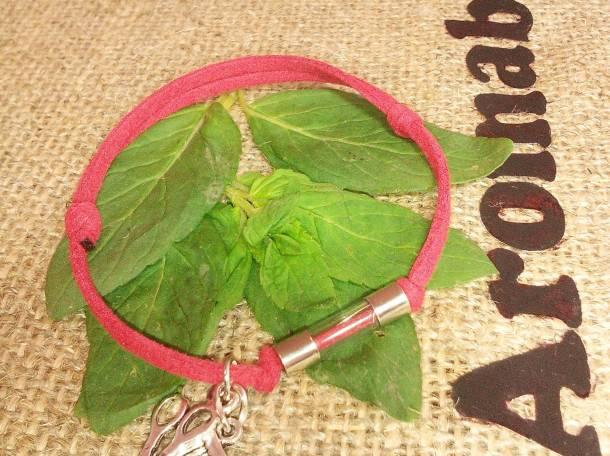 Изысканный браслет с аромтической капсулой, фотография 1