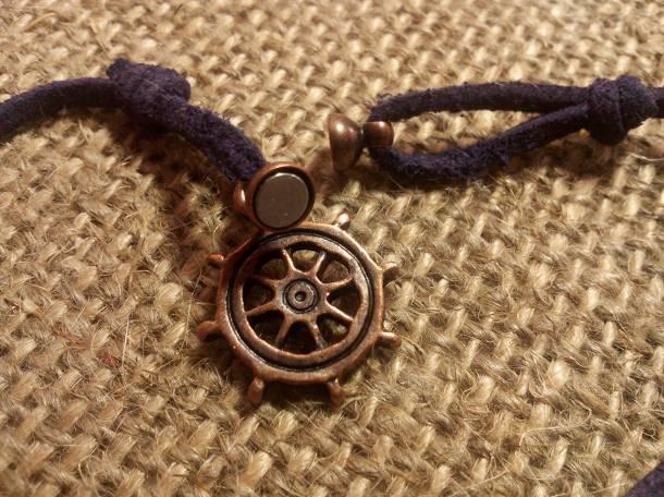 Изысканный браслет с аромтической капсулой, фотография 4