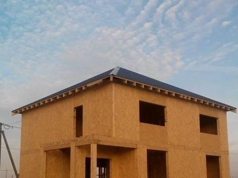 Строительство домов, бань, гаражей, фотография 1