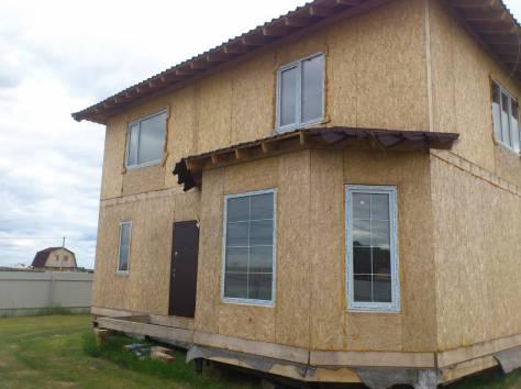 Строительство домов, бань, гаражей, фотография 2