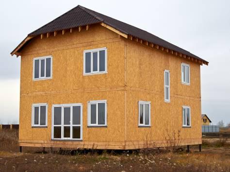 Строительство домов, бань, гаражей, фотография 3