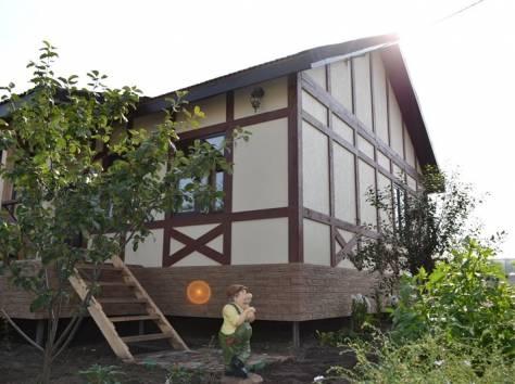 Строительство домов, бань, гаражей, фотография 4