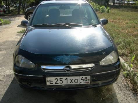 Opel Corsa  на запчасти, фотография 1