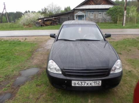 Автомобиль Приора 2008 г.в., фотография 4