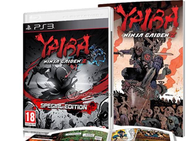 Sony PlayStation3 Yaiba: Ninja Gaiden Z, фотография 1