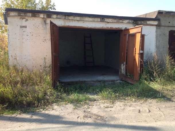 Продается гараж в Шатуре 40 кв.м. в ГСК