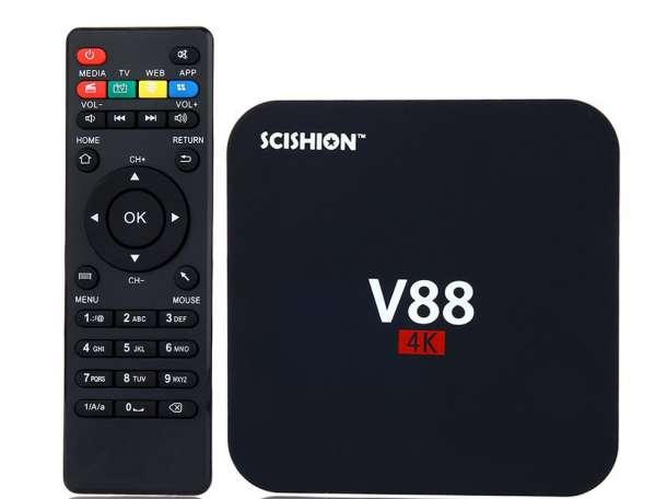 Смарт ТВ бокс V88 - фильмы и TV бесплатно, фотография 4
