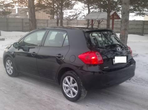 Toyota Auris, 2007 год 1.6 литра, бензин, Robot, FF, левый руль, фотография 4