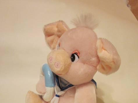 Продам игрушку новую мягкую Поросенок, фотография 1