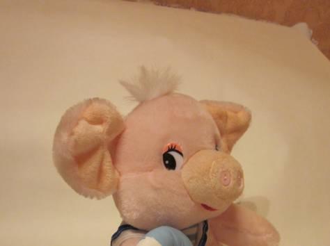 Продам игрушку новую мягкую Поросенок, фотография 2