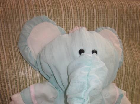 Продам игрушку Слоненок новую мягкую, фотография 2