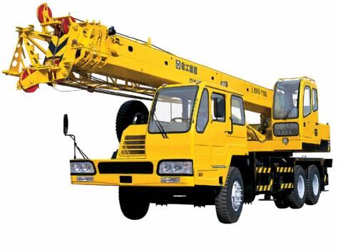 Аренда автокрана 25 тонн 31(39) метров, фотография 1