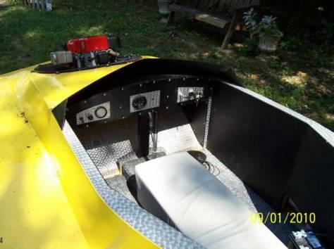 Продается катер на воздушной подушке UH-12R, фотография 4