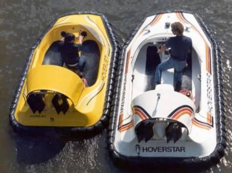 Продается катер на воздушной подушке Hoverjet G.T., фотография 3