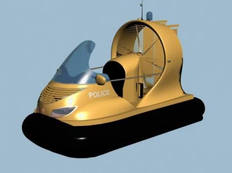 Продается судно на воздушной подушке Золотая Пуля, фотография 1