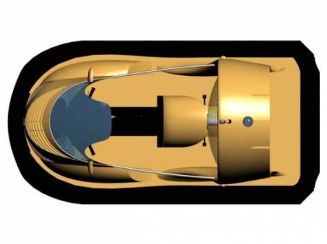 Продается судно на воздушной подушке Золотая Пуля, фотография 3