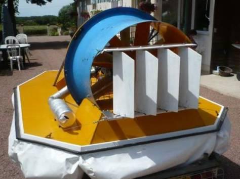 Продается судно на воздушной подушке СВП 2, фотография 3
