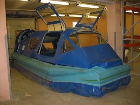 Продается судно на воздушной подушке АТ5 Тритон, фотография 5