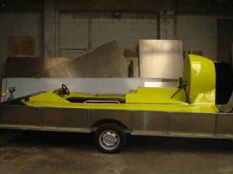 Продается Судно на воздушной подушке Гюрза 380 и Гюрза 480, фотография 5
