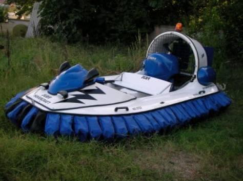 Продается катер на воздушной подушке Jedy Hovercraft, фотография 1