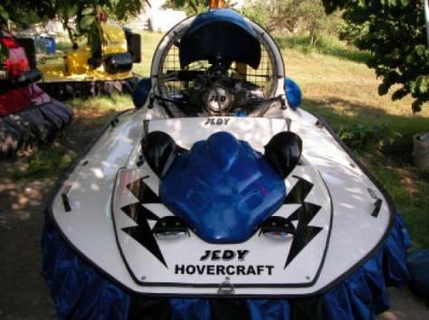 Продается катер на воздушной подушке Jedy Hovercraft, фотография 3