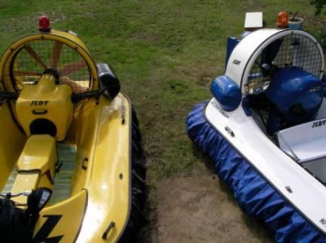 Продается катер на воздушной подушке Jedy Hovercraft, фотография 6