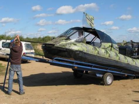 Продается судно на воздушной подушке