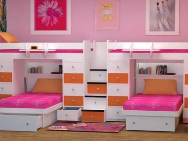 Детская мебель - изготовим по вашим размерам-подарите ребёнку уют и комфорт.С нами надёжно, фотография 2