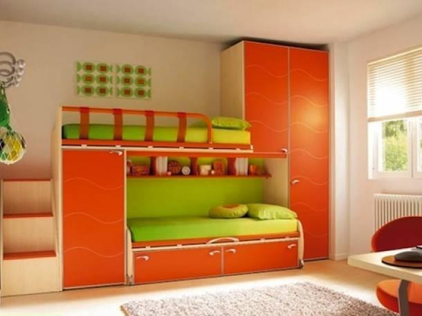Детская мебель - изготовим по вашим размерам-подарите ребёнку уют и комфорт.С нами надёжно, фотография 9