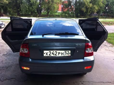 Продам автомобиль Lada Priora конец 2008 года, фотография 4