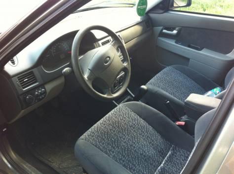 Продам автомобиль Lada Priora конец 2008 года, фотография 7