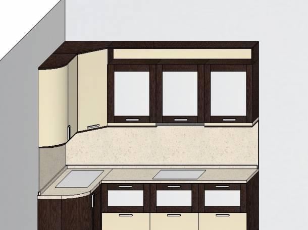 Комбинировання кухня, фотография 1
