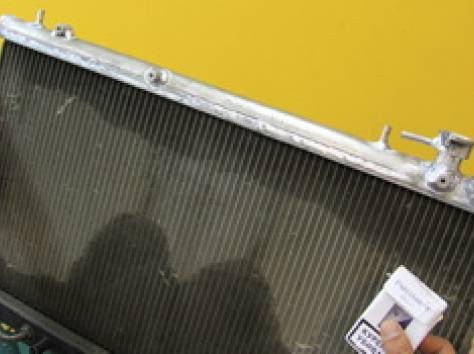 Ремонт радиаторов латунных и алюминиевых, фотография 2