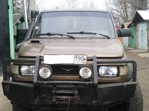 Продам машину УАЗ Симбир, фотография 1