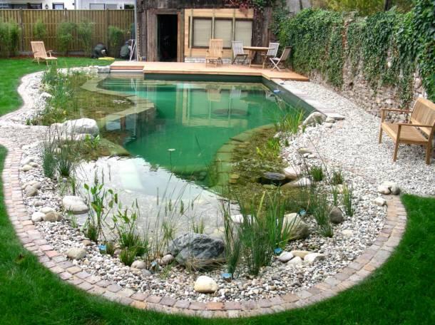 Изготовление прудов и водопадов для Вашего дома и дачи, фотография 6